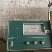 pH-Meter Metrohm