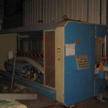 Packing machine Mecanica, 2.40 m